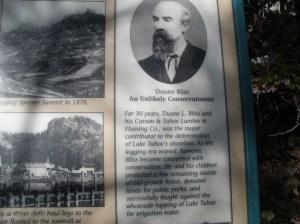 History of Tahoe