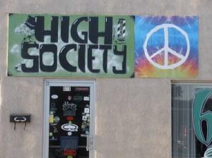 High Socitey Pot Shop