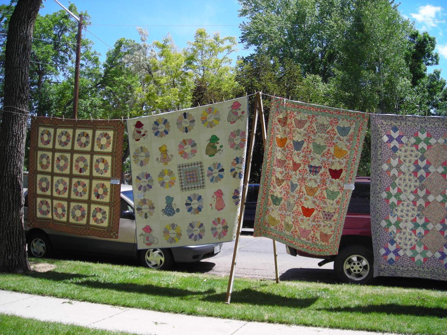 old fashioned quilts