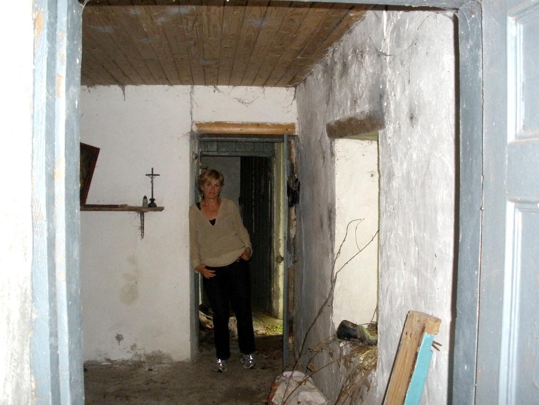 Entrance to an Irish Homestead