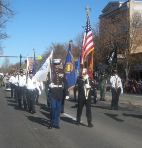 Veterans Day Parade- Longmont, CO 11-11-11