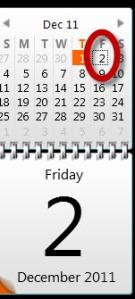 Dec 2, 2911 calendar