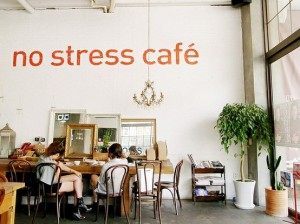 no stress cafe