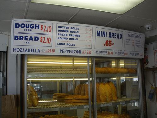 DiLoreos Bakery, Syarcuse NY