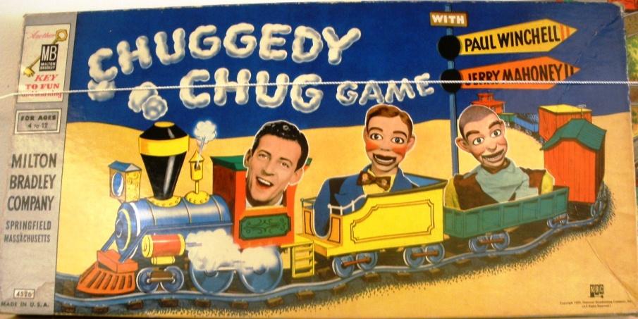 Chuggedy Chug game