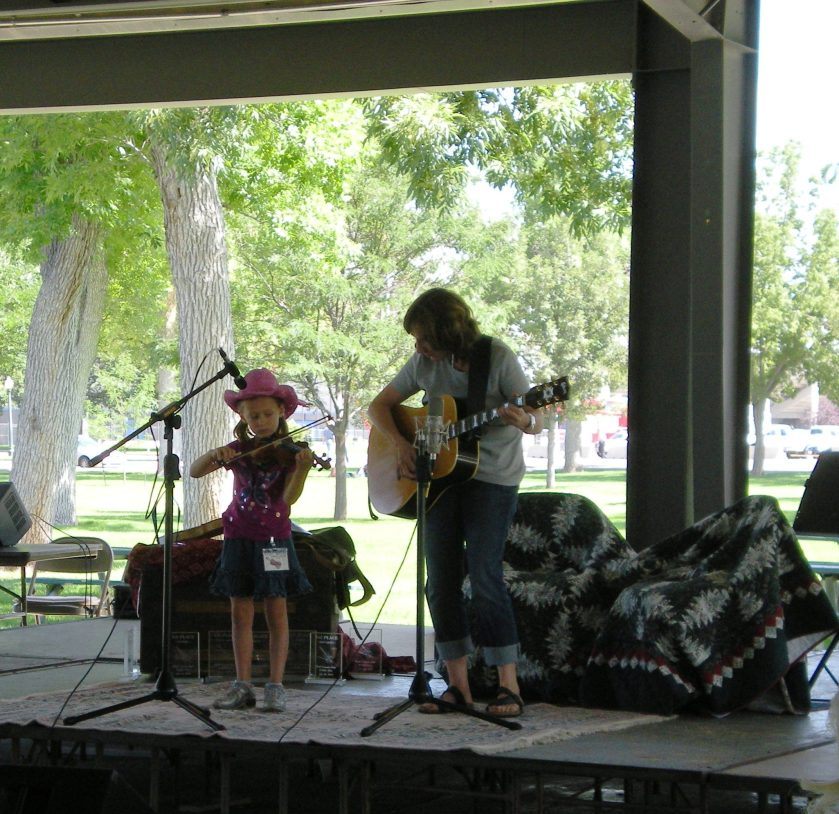 Weld County Fiddle Fest 2012
