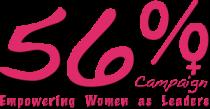 56%.org logo