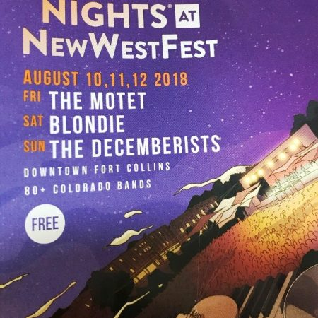 Bohemian Nights at NewWestFest