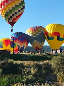 Pagosa Springs Balloon Fest