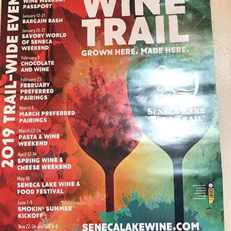 Seneca NY Wine Trail